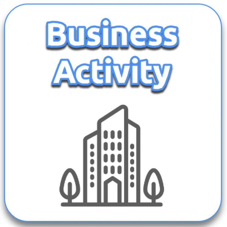 Activities for Business Activity